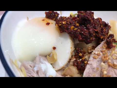 Dink Dink - Thai food | noodle dry with chilli | royal square | Novena | Singapore