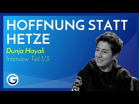Was wir gegen Rassismus in Deutschland machen können // Dunja Hayali im Interview Teil 1/3