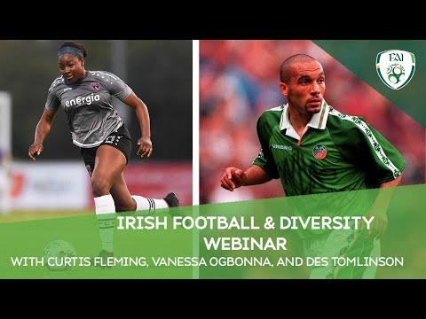 WEBINAR | Irish football & Diversity