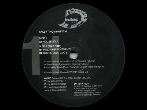Valentino Kanzyani - House Soul