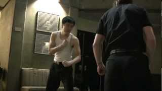 "Video Dragons Forever - End Fight Choreography (Jackie Chan vs. Benny ""The Jet"" Urquidez) download MP3, 3GP, MP4, WEBM, AVI, FLV Januari 2018"