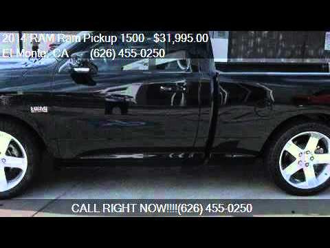 Ram Rt For Sale >> 2014 Ram Ram Pickup 1500 R T For Sale In El Monte Ca 91732