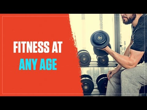 Fitness at Any Age: Training in Your 20s, 30s, 40s, 50s and Beyond (2018)