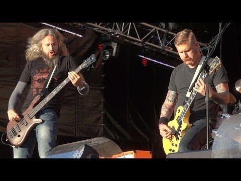 Mastodon @ Park Live, Moscow 29.06.2014 (Full Show)