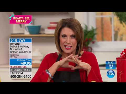HSN   Holiday Entertaining featuring Cuisinart 10.24.2017 - 03 PM