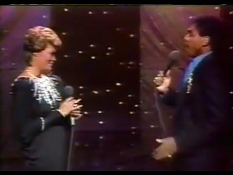 Dionne Warwick & Glenn Jones - Finder of Lost Loves (The Tonight Show 1985)