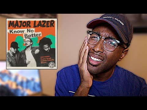 Major Lazer - Know No Better Feat. Travis Scott, Quavo & Camila Cabello (REVIEW / REACTION)