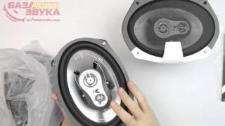 Автоакустика FLI Integrator 69 F3 3-х полосная коаксиальная акустическая система