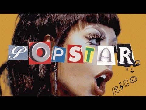 Смотреть клип Rico Nasty - Popstar