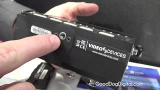 NAB 2015 Sound Devices PIX LR