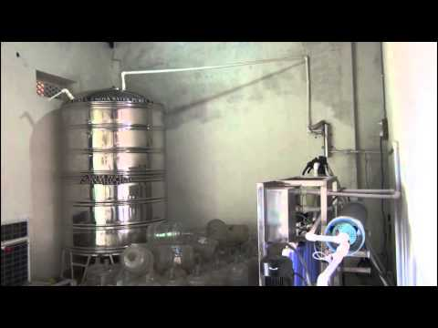 Mineral water plant - Business video (Telugu)