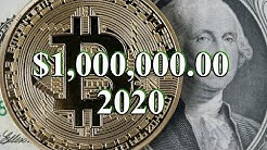 "United States Developing USD Coin!? ""$1,000,000 Bitcoin in 2020"""
