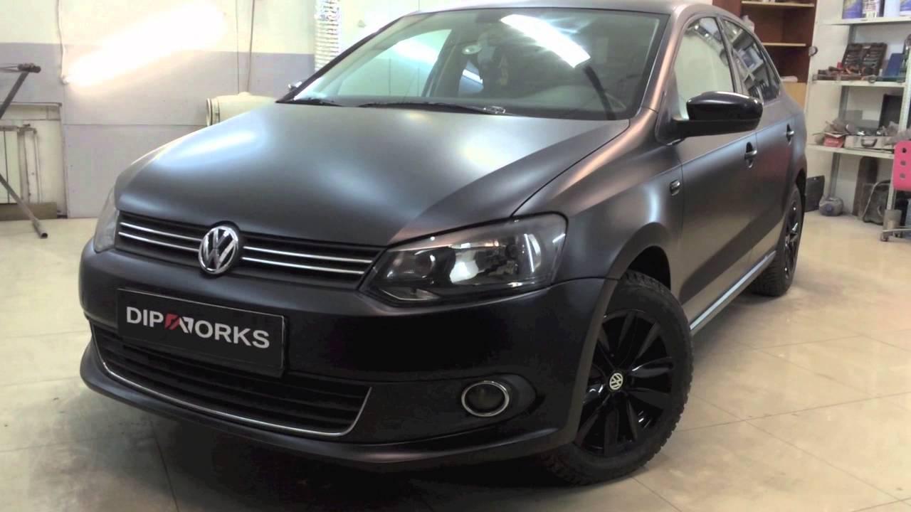 Новый Volkswagen Polo Sedan УНИКАЛЬНЫЙ ВИДЕО ОБЗОР,ТЕСТ ДРАЙВ 2014