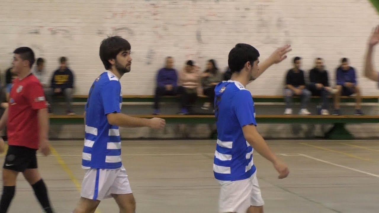 Idiazabalek irabazi du areto futboleko derbi goierritarra