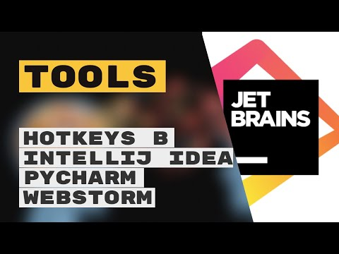 Горячие клавиши Idea/PyCharm/RubyMine/GoLand (Hotkeys)