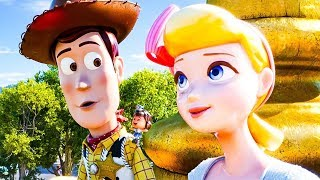 Toy Story 4 All Clips & Trailers (2019) Disney Pixar HD