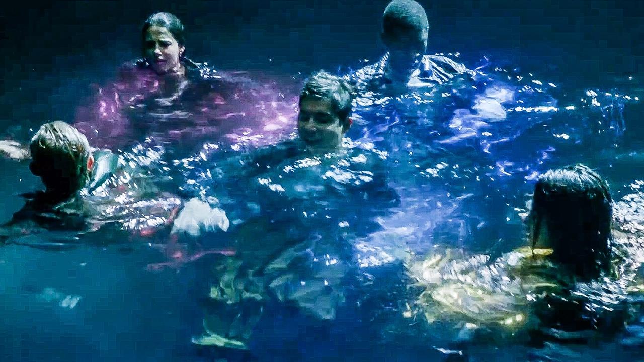 Underwater Scene - POWER RANGERS (2017) Movie Clip - YouTube