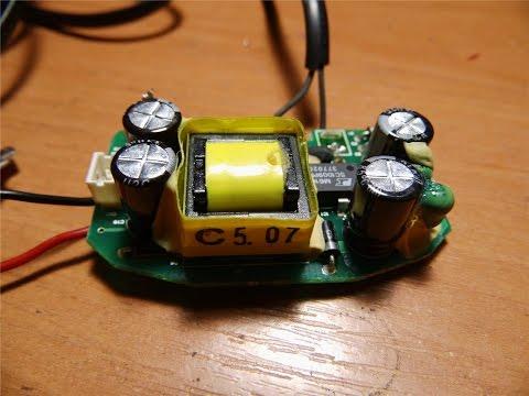 Драйверы для светодиодов – все что нужно знать домашнему мастеру