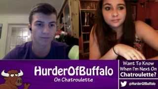 BEING AWKWARD TO GIRLS ON CHAT ROULETTE #1