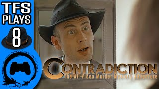 CONTRADICTION: DEMONS in the Mirror!! - 8 - TFS Plays