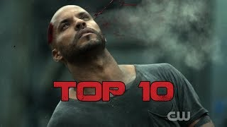 Top 10 MOST SHOCKING Deaths on The 100