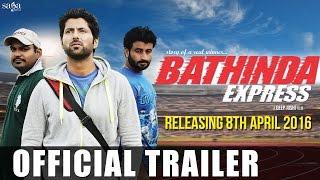 Bathinda Express   Trailer   Deep Joshi   New Punjabi Movies 2016   Full Movie Releasing 8 April