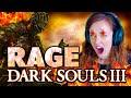 HARDEST GAME EVER!??! - DARK SOULS III RAGE COMPILATION