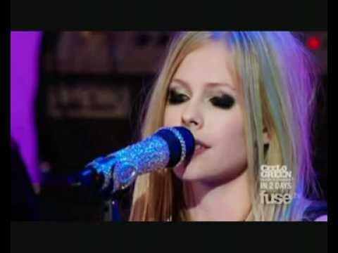 Avril Lavigne  What The Hell MMVA 2011