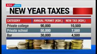 New taxes for small scale businesses