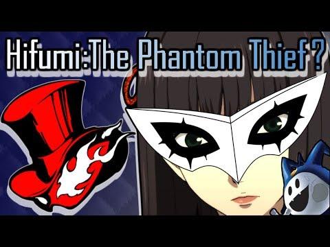 Hifumi The Phantom Thief | MegaTen Explained
