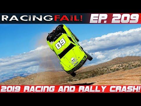Racing And Rally Crash Compilation 2019 Week 209