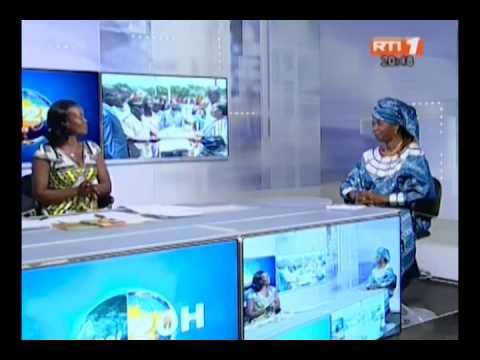 Culture: L'ecrivain Fatou Keita, invitée du journal Télévisié