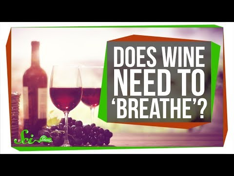 Does Wine Really Need to 'Breathe'?