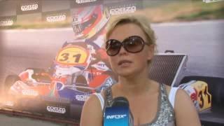 Петров и Косаченко популяризируют автоспорт в России