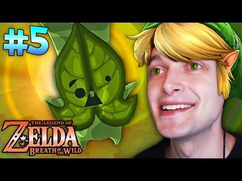 TALKING BROCCOLI - The Legend of Zelda: Breath of the Wild - PART 5