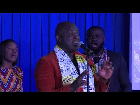 Muyiwa & Riversongz Live @ Glory House 2017 Convention: The Struggle Is Over