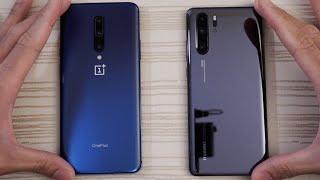 OnePlus 7 Pro vs Huawei P30 Pro - Speed Test!