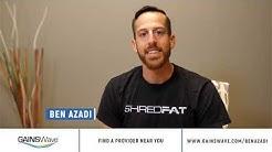 Ben Azadi Visits GAINSWave® Headquarters