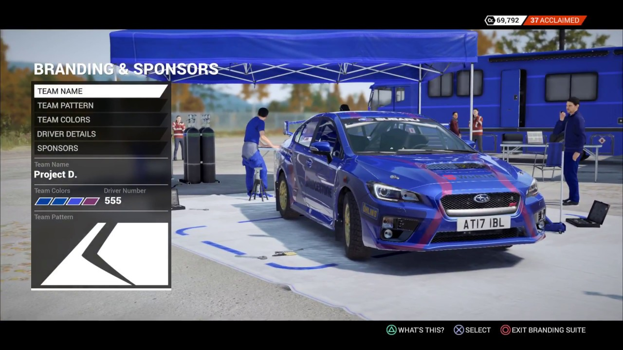 dirt 4 sti wrx 4 20170816 youtube. Black Bedroom Furniture Sets. Home Design Ideas