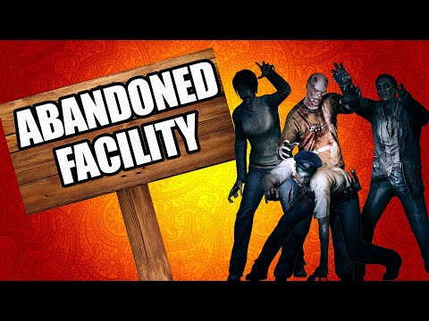 ABANDONED FACILITY (Call of Duty Zombies) thumbnail