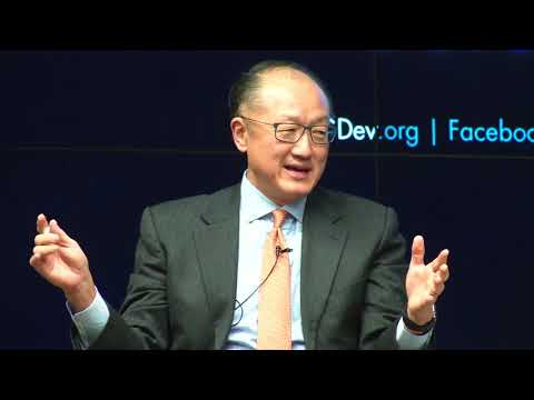 Multilateral Cooperation Can Crowd In Private Finance – Jim Yong Kim | CGD Podcast
