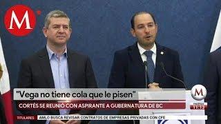 'Óscar Vega no tiene cola que le pisen': Marko Cortés