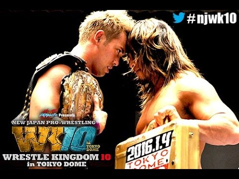 NJPW Wrestle Kingdom 10 Results & Review :: Great Show!!