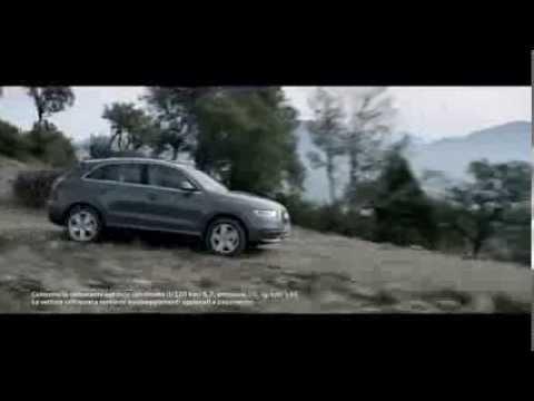 Canzone pubblicità Audi Q3 S line edition quattro® 2014