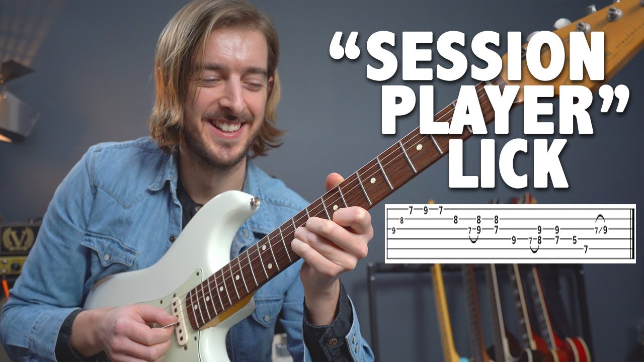 The COOLEST Guitar Lick - Sounds Hard But It's EASY!