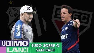 PÓS-JOGO DE SANTOS X SÃO PAULO E RODADA QUENTE DO BRASILEIRÃO | ÚLTIMO LANCE AO VIVO (16/11/2019)
