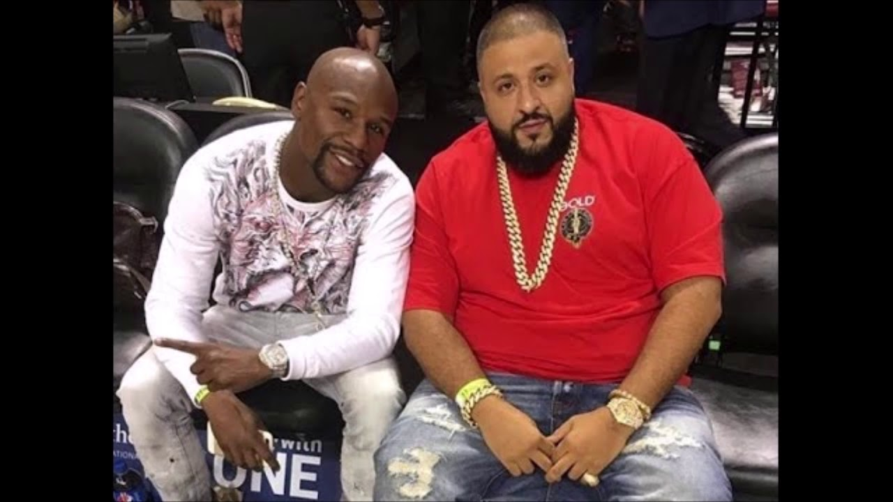 Floyd Mayweather & DJ Khaled Sued For Alleged Cryptocurrency Scam