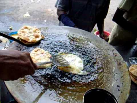 Kolkata (Calcutta) India Street Food