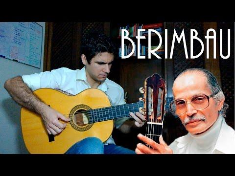Berimbau (Baden Powell) - Fingerstyle Guitar (Marcos Kaiser) #25 mp3