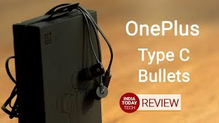 OnePlus Type C Bullets wired headphones review | India Today Tech